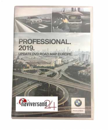 BMW - Professional Road Map Europa DVD 2019 Navigationssoftware Navi Update BMW Navi DVD CCC E60 E81 E90 E70 E71