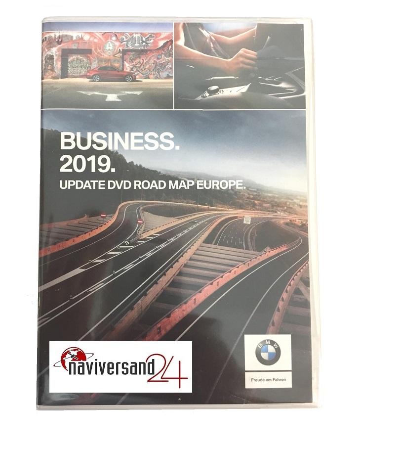BMW - Business Road Map Europa DVD 2019 Navigationssoftware Navi Update  Navi DVD E60 E90 E81 E63