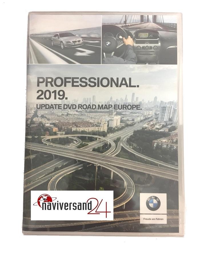 BMW - Professional Road Map Europa DVD 2019 Navigationssoftware Navi Update  BMW Navi DVD CCC E60 E81 E90 E70 E71