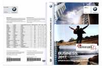 BMW - Business Road Map Europa DVD 2017 Navigation SA 606